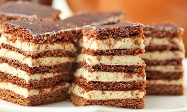 десерт с канела
