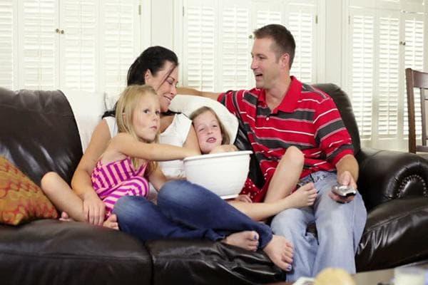 Родителско поведение