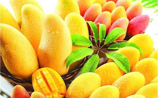 плодове манго