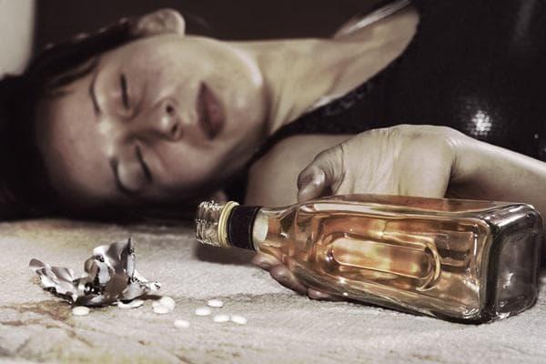 Наркомания и алкохолизъм