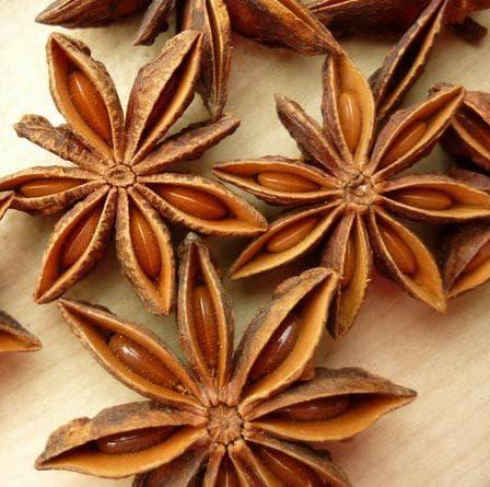 плодове на анасон
