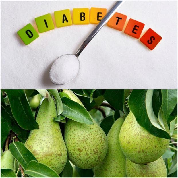 консумация на круши и диабет