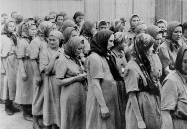 Бременни жени в Аушвиц