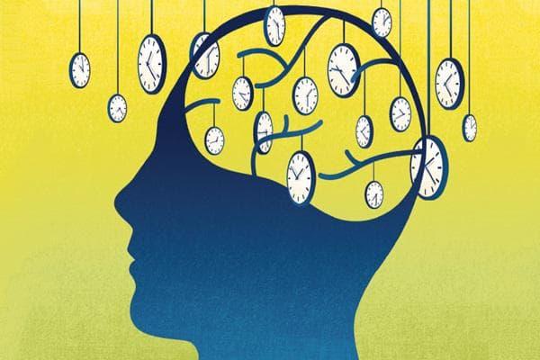 Зависимост между хормоните и времето