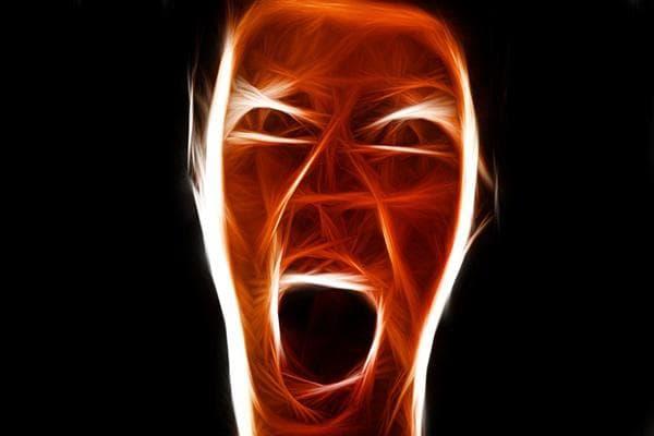 Психични симптоми на гнева