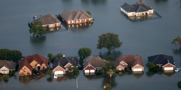 Последиците от урагана Харви