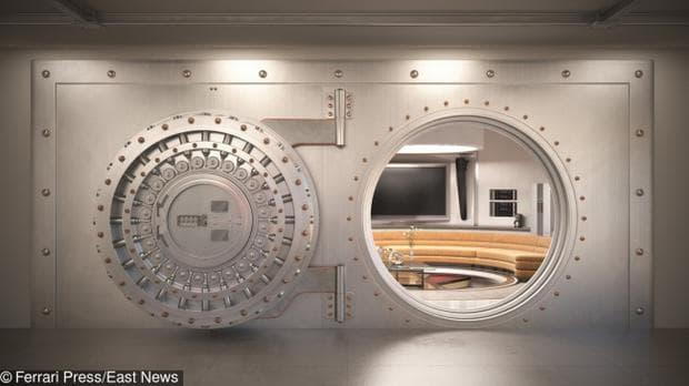 стаи със сейф