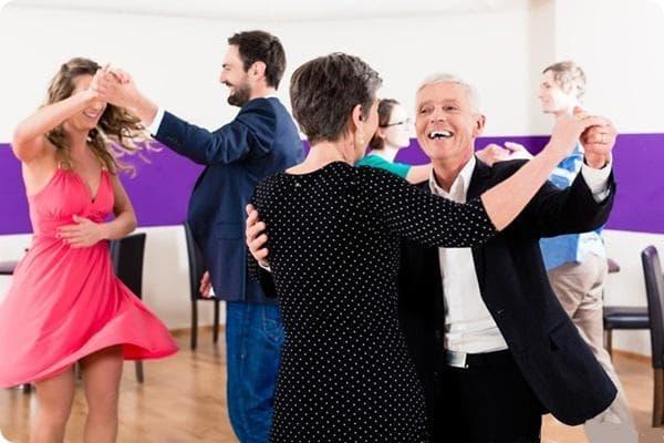 Танци и психика