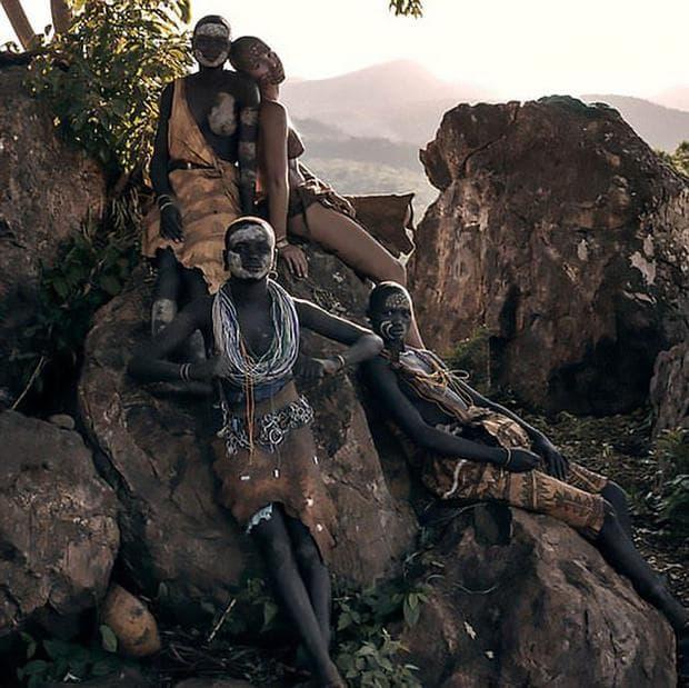 племето Сурма