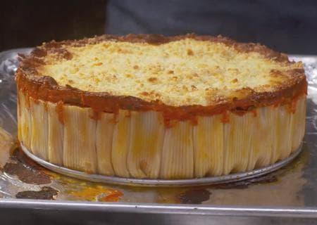 макаронена торта