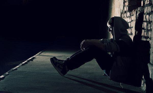 момче, самота