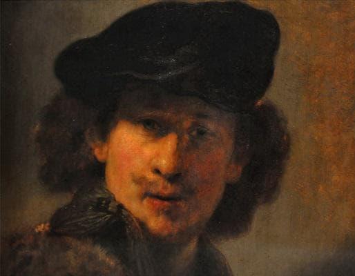 Младият рембранд