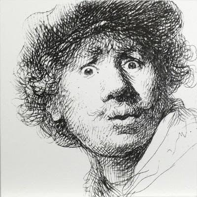 Скица на изражение