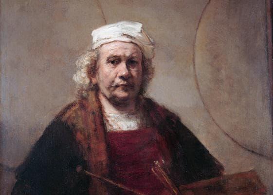 Възрастният Рембранд