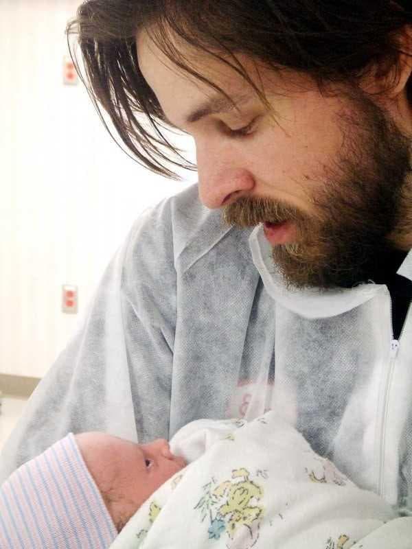 Помощ от партньора след раждането