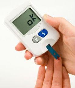 Контрол на кръвната захар