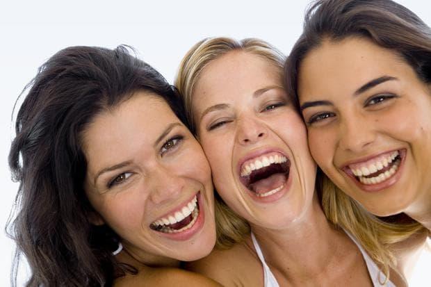 щастливи хора