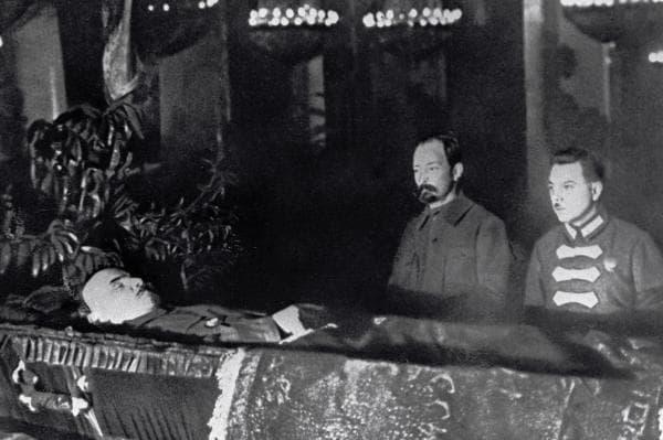 Ленин в ковчег
