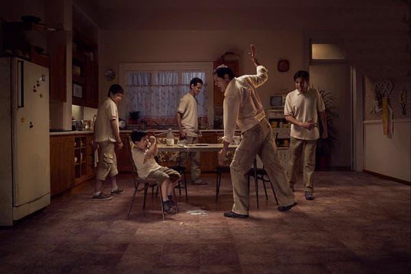 Цикъл на насилието в дома