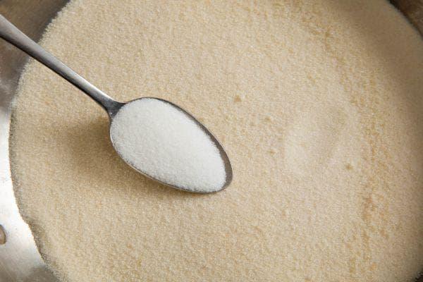 препечена захар