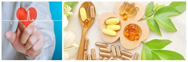 Хранителни добавки за контрол на холестерола: омега-3 мастни киселини, витамини от група В, билки