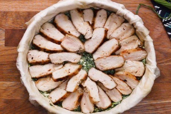 подредбата на пилешкото месо