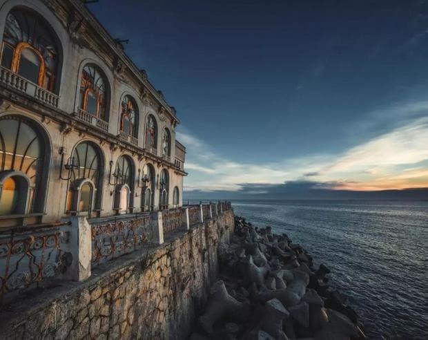 Монте Карло на Румъния: пленителното казино на брега на Черно море
