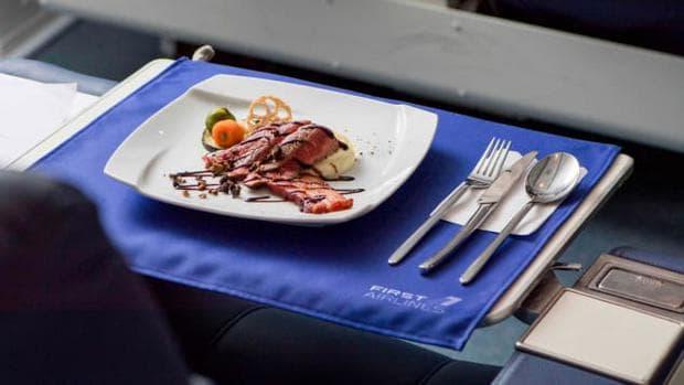 Японска авиокомпания отвори ресторант, който предлага първокласно виртуално изживяване