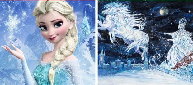 Елза от Замръзналото кралство