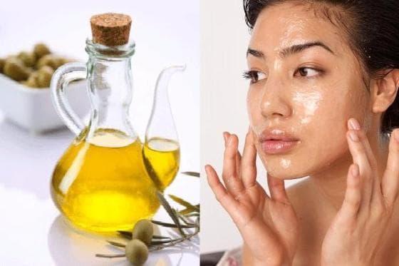 Зехтин за почистване на лицето