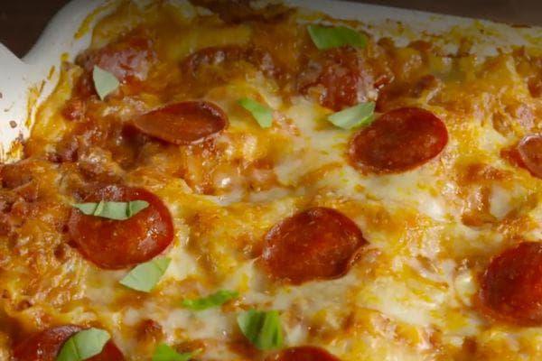лазаня-пица