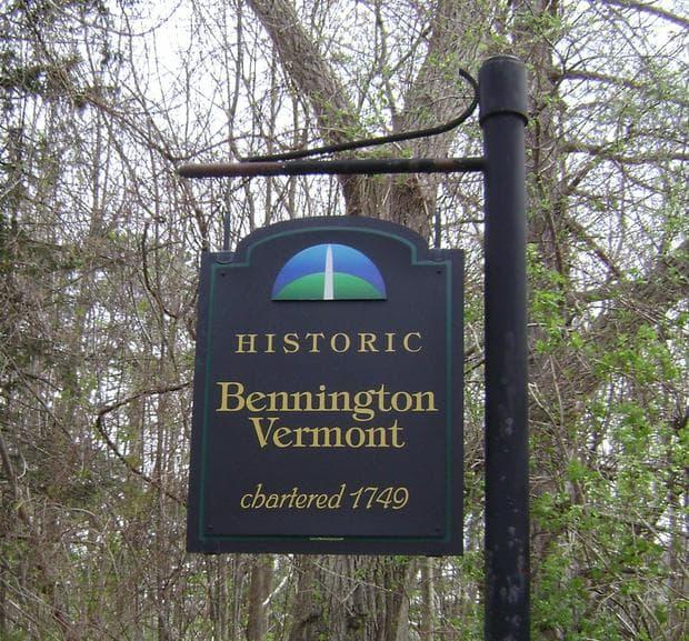 Бенингтънския триъгълник