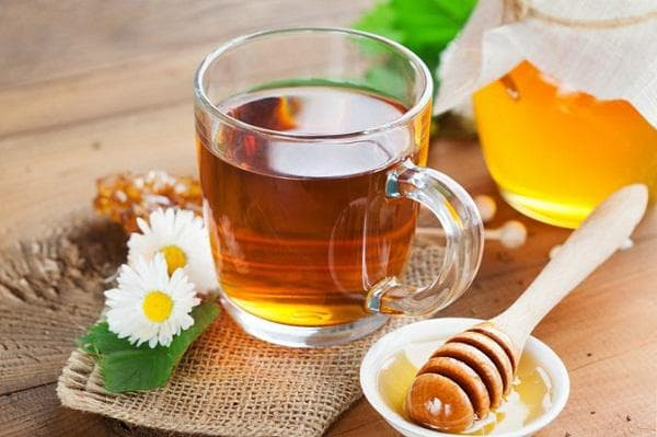 Чай с мед