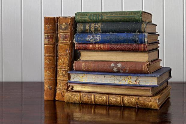 Стари книги от Ренесанса