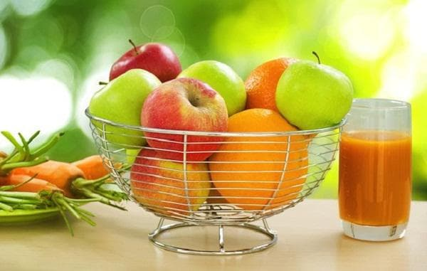 Ябълка и морков