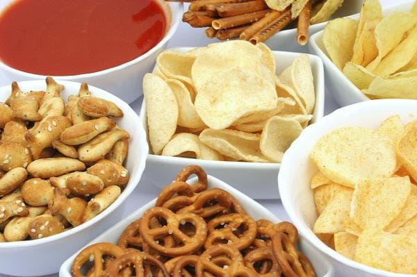 Пакетирани храни