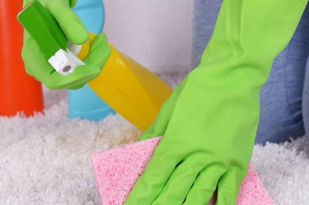 Чистене на килим