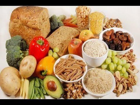 Храни, богати на фибри