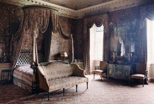 Викторианска спалня