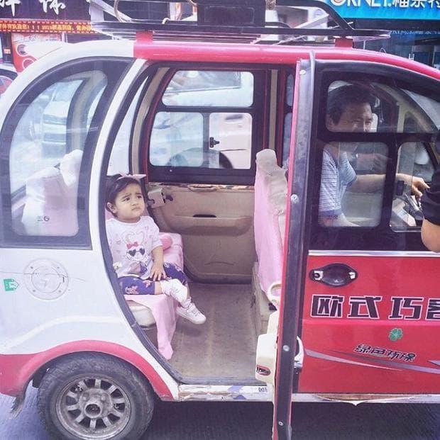 такси в Китай