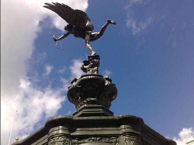 Статуята на Ерос