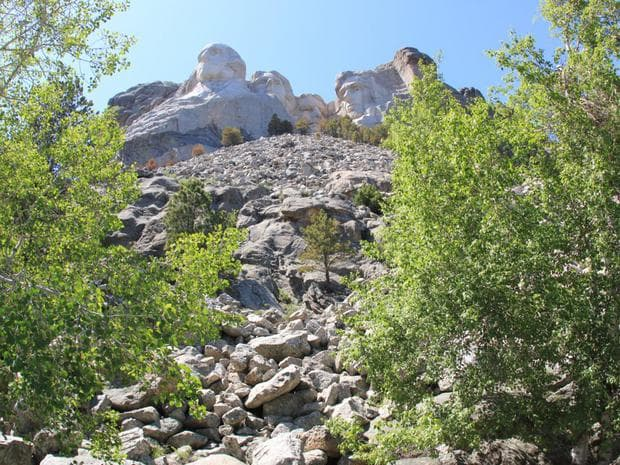 Планината Ръшмор