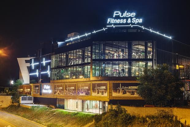 Pulse Fitness&Spa Platinum