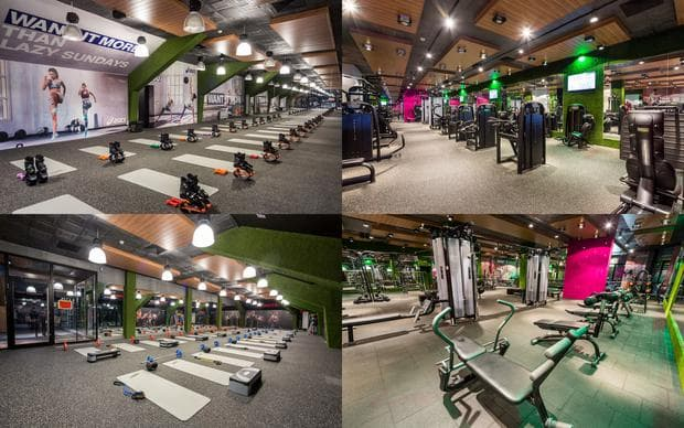 Pulse Fitness & Spa Plovdiv