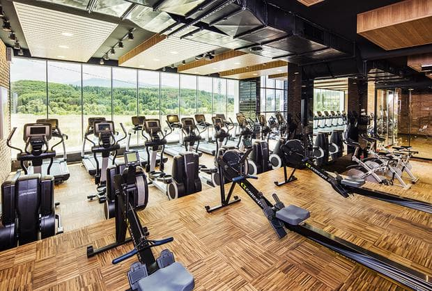 Pulse Fitness&Spa West Park