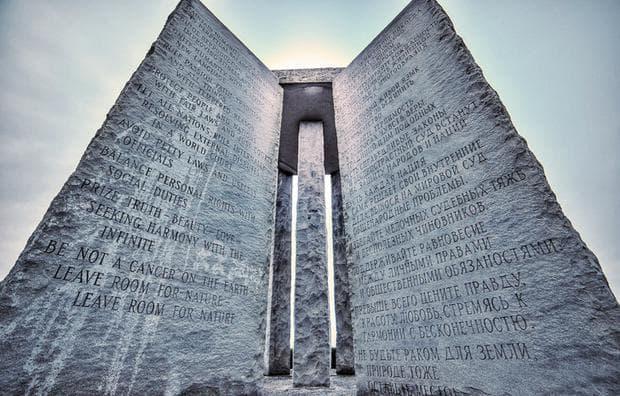 паметник в САЩ