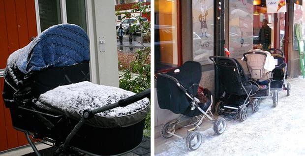 деца с колички