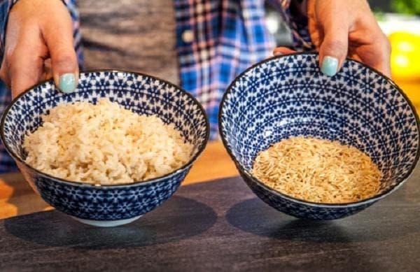 Порция ориз