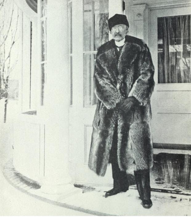 Едуард Ливингстън Труду