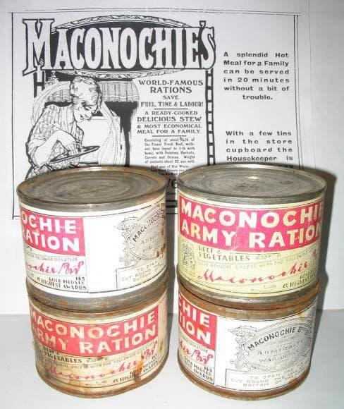 яхнията на фирма Маконочи